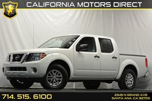 2015 Nissan Frontier SV Carfax 1-Owner - No Accidents  Damage Reported to CARFAX Audio  Auxilia