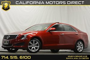 2013 Cadillac ATS  Carfax 1-Owner Audio  Auxiliary Audio Input Convenience  Keyless Start Con