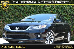 2015 Honda Accord Coupe EX Carfax 1-Owner - No Accidents  Damage Reported to CARFAX Analog Displ