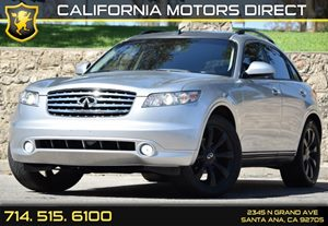 2003 Infiniti FX35 wOptions Carfax Report Convenience  Cruise Control Convenience  Security S