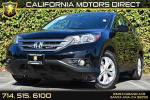 2013 Honda CR-V EX Carfax 1-Owner Audio  Auxiliary Audio Input Convenience  Steering Wheel Aud