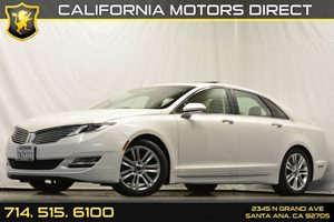 2013 Lincoln MKZ  Carfax 1-Owner Audio  Auxiliary Audio Input Convenience  Cruise Control Con