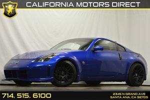 2007 Nissan 350Z  Carfax Report - No Accidents  Damage Reported to CARFAX Automatic Temp Control