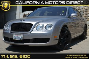 2006 Bentley Continental Flying Spur  Carfax Report - No Accidents  Damage Reported to CARFAX Co