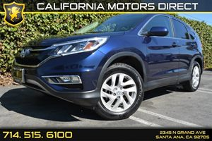 2015 Honda CR-V EX Carfax 1-Owner - No Accidents  Damage Reported to CARFAX Audio  Auxiliary Au