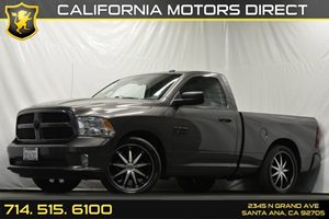 2014 Ram 1500 Express Carfax 1-Owner - No Accidents  Damage Reported to CARFAX Air Conditioning