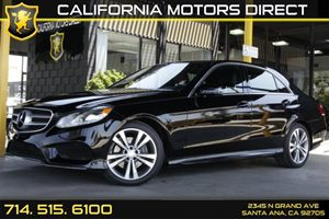 2015 MERCEDES E350 Sport Sedan Carfax 1-Owner Air Conditioning  AC Audio  Auxiliary Audio Inp