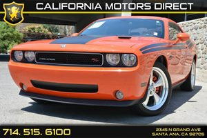 2009 Dodge Challenger RT Carfax 1-Owner - No Accidents  Damage Reported to CARFAX Air Condition