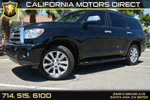 2014 Toyota Sequoia Limited Carfax 1-Owner Audio  Auxiliary Audio Input Audio  Premium Sound S