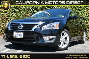 2013 Nissan Altima 25 SV Carfax Report - No AccidentsDamage Reported Air Conditioning  AC Au