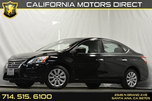 2014 Nissan Sentra SV Carfax Report - No AccidentsDamage Reported  Super Black See our entire