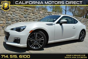 2015 Subaru BRZ Limited Carfax 1-Owner Audio  Auxiliary Audio Input Convenience  Cruise Contro