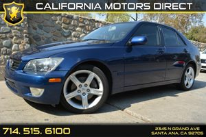 2005 Lexus IS 300 Sport Carfax Report - No Accidents  Damage Reported to CARFAX  Bluestone Met