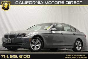 2012 BMW 5 Series 528i Carfax 1-Owner  Space Gray Metallic See our entire inventory at wwwOCM