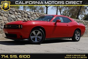 2015 Dodge Challenger SXT Carfax Report - No Accidents  Damage Reported to CARFAX Analog Display
