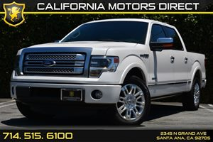 2013 Ford F-150 Platinum Carfax Report - No AccidentsDamage Reported Audio  Auxiliary Audio Inp