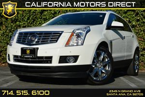 2013 Cadillac SRX Premium Collection Carfax Report - No AccidentsDamage Reported Air Conditionin