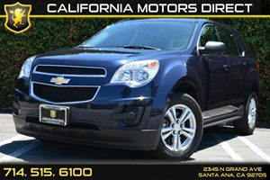 2015 Chevrolet Equinox LS Carfax Report Audio  Auxiliary Audio Input Convenience  Steering Whe