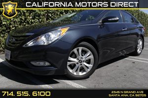 2012 Hyundai Sonata 24L Limited Carfax Report Audio  Auxiliary Audio Input Convenience  Cruis