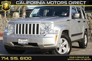 2011 Jeep Liberty Sport Carfax Report - No AccidentsDamage Reported Audio  Auxiliary Audio Inpu