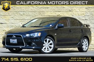 2014 Mitsubishi Lancer GT Carfax Report - No AccidentsDamage Reported Audio  Auxiliary Audio In