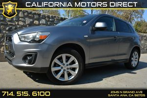2013 Mitsubishi Outlander Sport ES Carfax 1-Owner Audio  Auxiliary Audio Input Convenience  En