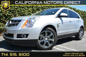 2012 Cadillac SRX Premium Collection Carfax Report Audio  Auxiliary Audio Input Convenience  B