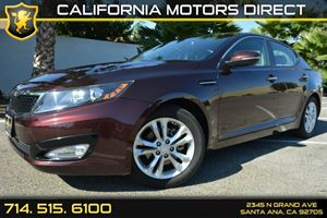 2013 Kia Optima LX Carfax Report - No AccidentsDamage Reported Air Conditioning  AC Audio  A