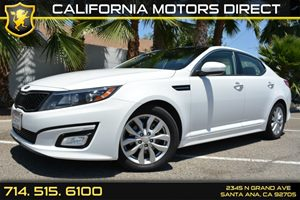 2014 Kia Optima EX Carfax Report - No AccidentsDamage Reported Air Conditioning  AC Audio  A