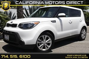 2015 Kia Soul  Carfax Report - No AccidentsDamage Reported Air Conditioning  AC Audio  Auxi