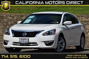 2013 Nissan Altima 25 SV Carfax 1-Owner - No AccidentsDamage Reported Air Conditioning  AC A