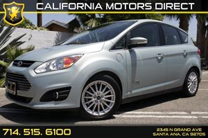 2013 Ford C-Max Energi SEL Carfax Report Air Conditioning  AC Audio  Auxiliary Audio Input C