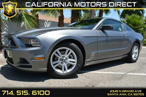 2014 Ford Mustang V6 Premium Carfax Report - No AccidentsDamage Reported Air Conditioning  AC