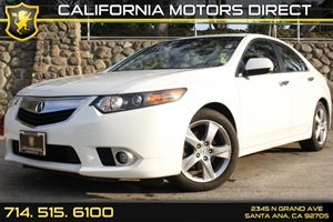 2013 Acura TSX  Carfax Report - No AccidentsDamage Reported Air Conditioning  AC Audio  Auxi