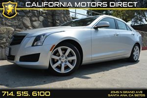 2013 Cadillac ATS  Carfax 1-Owner - No AccidentsDamage Reported Air Conditioning  AC Audio