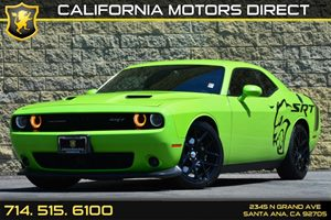 2015 Dodge Challenger RT Scat Pack Carfax Report - No AccidentsDamage Reported Air Conditioning
