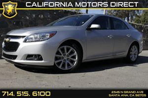 2015 Chevrolet Malibu LT Carfax 1-Owner - No AccidentsDamage Reported Air Conditioning  AC Au