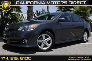 2013 Toyota Camry SE Carfax Report - No AccidentsDamage Reported Air Conditioning  AC Audio