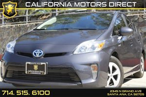 2013 Toyota Prius One Carfax 1-Owner - No Accidents  Damage Reported to CARFAX Air Conditioning