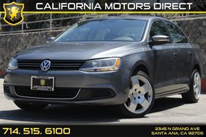 2013 Volkswagen Jetta Sedan SE wConvenience Carfax 1-Owner - No AccidentsDamage Reported Audio
