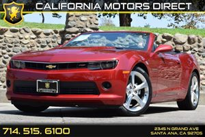 2015 Chevrolet Camaro LT Carfax 1-Owner - No AccidentsDamage Reported Audio  Auxiliary Audio In