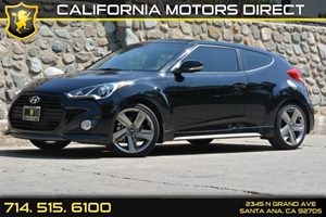 2015 Hyundai Veloster Turbo Carfax 1-Owner Audio  Auxiliary Audio Input Cargo Features -Inc Sp