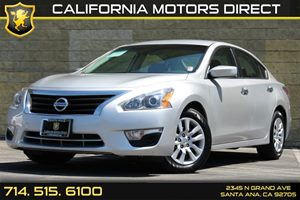 2015 Nissan Altima 25 S Carfax 1-Owner - No AccidentsDamage Reported Audio  Auxiliary Audio In
