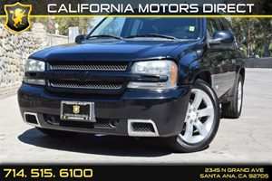 2008 Chevrolet TrailBlazer SS w3SS Carfax Report - No AccidentsDamage Reported Audio  Premium