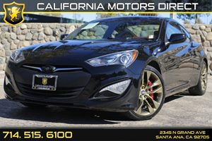 2013 Hyundai Genesis Coupe 38 R-Spec Carfax Report - No AccidentsDamage Reported Audio  Auxili