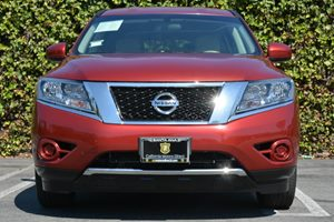 2014 Nissan Pathfinder S Carfax Report Audio  Auxiliary Audio Input Convenience  Security Syst