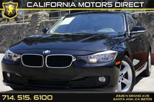 2013 BMW 3 Series 320i Carfax 1-Owner Audio  Auxiliary Audio Input Convenience  Cruise Control