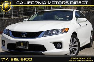 2013 Honda Accord Cpe EX Carfax 1-Owner - No AccidentsDamage Reported Audio  Auxiliary Audio In