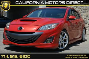 2010 Mazda Mazda3 Mazdaspeed3 Sport Carfax Report - No AccidentsDamage Reported Audio  Auxiliar