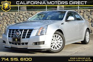 2013 Cadillac CTS Sedan Luxury Carfax 1-Owner - No AccidentsDamage Reported Audio  Auxiliary Au